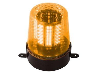 LED-ZWAAILICHT - ORANJE (12 V) (VDLLPLO1)