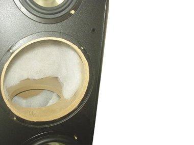 RESERVEWOOFER VOOR VDSHF3 (120W max.) (VDSHF3/SPB)