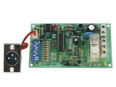 DMX-GESTUURDE RELAIS (VM138)