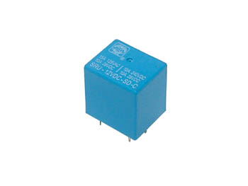 MINIATUUR RELAIS 15A/28VDC-125VAC 7A/220VAC 1 x WISSEL 24Vdc (VR15M241C)