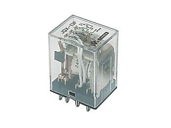 KRACHTIG RELAIS 3A/28VDC-220VAC 4 x WISSEL 12Vdc (VR3HD124C)