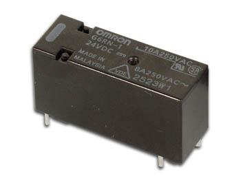 VERTICAAL RELAIS 6A 1FORMC 24VDC (VR6V241C)