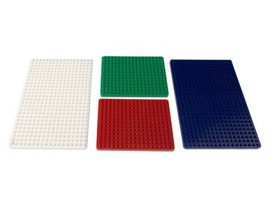 SET MONTAGEPLATEN VOOR MINI BREADBOARDS - 4 st. (VTBB7)