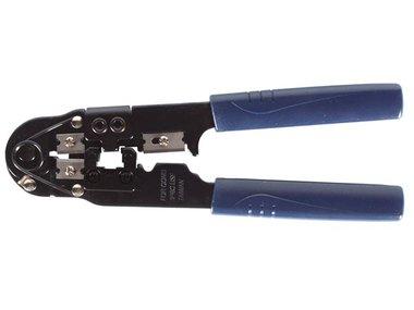 KRIMPTANG VOOR MODULAIRE CONNECTOR 8P8C (RJ45) (VTM8)