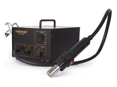SOLDEERSTATION VOOR SMD-COMPONENTEN (VTSS100)