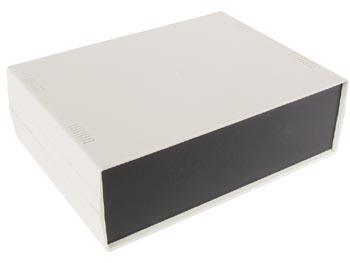 INSTRUMENTBEHUIZING - GRIJS 250 x 190 x 80mm (WCAH2507)