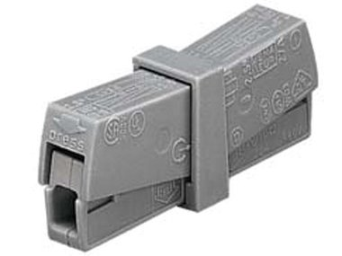 LIGHTING SERVICE CONNECTOR, GREY (WG224201)