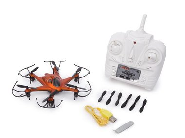 HEXACOPTER - 6-ASSIGE GYRO (RCQC8)