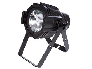 PAR38 - 30 W COB LED - RGBW - ZWARTE BEHUIZING (HQLP10002)