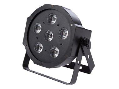 PAR - 6 x 3 W UV-LED - COMPACT (HQLP10006)