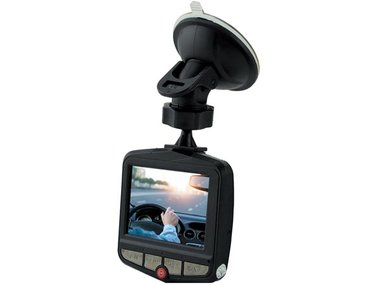 CCT-1210 - HD DASHCAM MET 2.4 LCD-DISPLAY (DV-20901)
