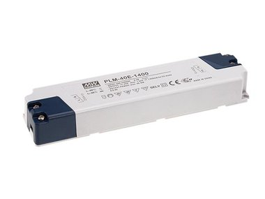LEDVOEDING - 1 UITGANG - 40 W - 34 V (PLM-40E-1400)
