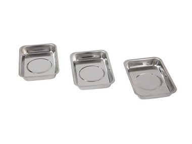 MAGNETIC TRAY SET - REACTANGULAR - 3 pcs (HPUT3RT)
