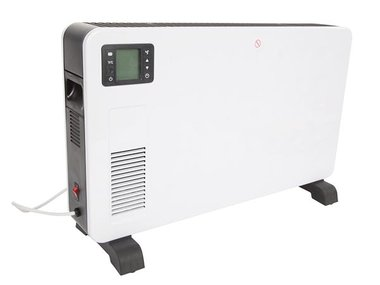 CONVECTOR - 2300 W - TURBO - LCD-DISPLAY (CH0003)