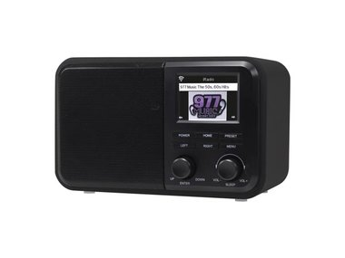 IR-130 INTERNETRADIO MET WIFI (DV-10509)