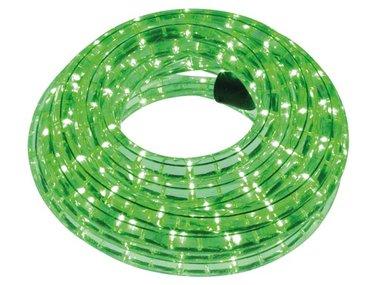 LED-LICHTSLANG - 9 m - GROEN (HQRL09004)