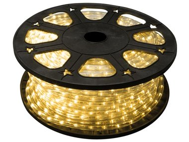 LED-LICHTSLANG - 45 m - WARMWIT (HQRL45002)