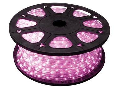 LED-LICHTSLANG - 45 m - ROZE (HQRL45007)