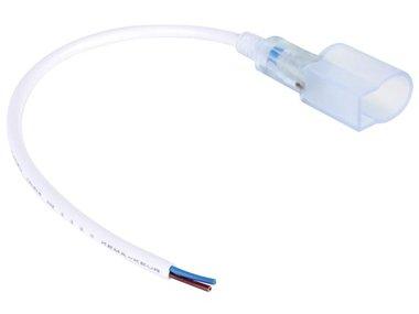 VOEDINGSKABEL VOOR LED-LICHTSLANG - WATERBESTENDIG - 1 st. (HQRL99001)