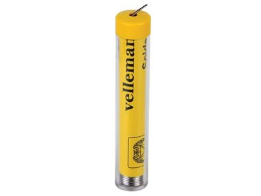SOLDEER Sn 60% Pb 40% - MET DISPENSER 1.0 mm 17 g (SOLDERDISP)