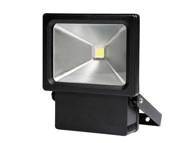 LED-SCHIJNWERPER VOOR BUITENSHUIS - 10 W - NEUTRAALWIT (LEDA2001NW-B)
