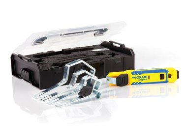 Jokari - Cable Stripping Knife 4-70 SET (JOK71000)