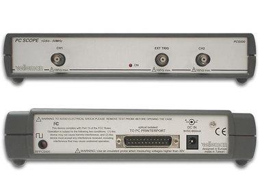 2-KANAALS PC-SCOPE 1000MS/s (PCS500A)