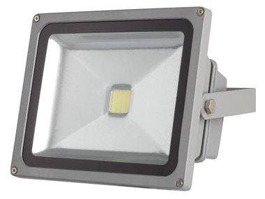 LED-SCHIJNWERPER VOOR BUITENSHUIS - 30 W EPISTAR CHIP - 3000 K (LEDA3003WW-G)