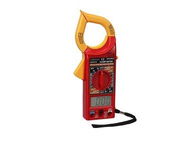 DIGITALE STROOMTANG - CAT III 300 V / CAT II 500 V - MET DATA HOLD-FUNCTIE (DCM115)