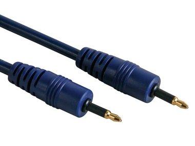 OPTISCHE KABEL - 3.5mm CON NAAR 3.5mm CON, OD=5mm, LENGTE=5m (AVB048/5.0)