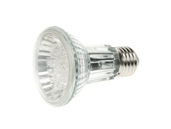 PAR20 LED LAMP - 24 LEDs - KOUD WIT - 6400K (LAMPLPAR20WC)
