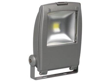 PROFESSIONELE LED-SCHIJNWERPER VOOR BUITENSHUIS - 10 W EPISTAR CHIP - 6500 K (LEDA308)
