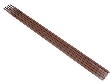 ELEKTRODEN UIT ROESTVRIJ STAAL - 3.2 x 350 mm - 5 stuks (TW95232)