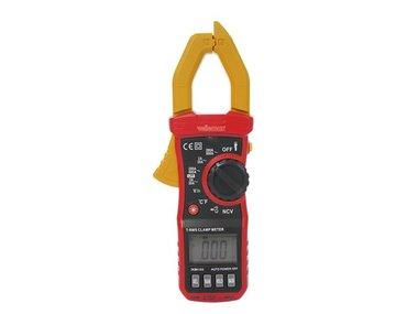 DIGITALE AMPÈRETANG - CAT III - 600 V - LPF - 20 Mohm - MET DATA-HOLD FUNCTIE (DCM120)