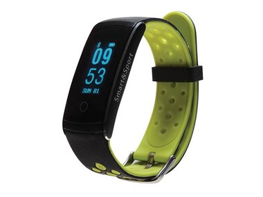 BFH-13 - BLUETOOTH® FITNESS BAND WITH HEART RATE SENSOR (DV-30200)