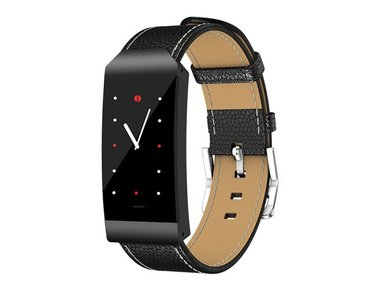 BFH-250BLACK  - FITNESS BAND WITH HEART RATE MONITOR & COLOUR DISPLAY (DV-30205)