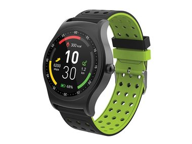 SW-450 - BLUETOOTH® SMART-WATCH WITH BUILT-IN HEART RATE SENSOR (DV-30206)