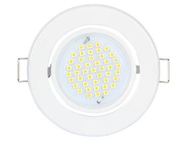 LED-INBOUWSPOT - WARMWIT - 3200 K (LEDA25WW)
