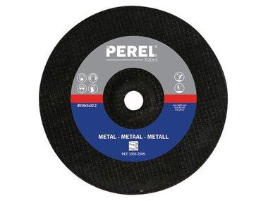 DOORSLIJPSCHIJF 230mm (5st.) - METAAL (1933-230N)