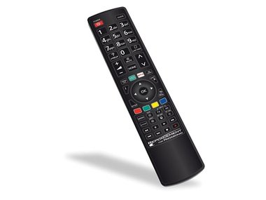 RESERVE AFSTANDSBEDIENING COMPATIBEL MET ALLE PANASONIC TV'S (VRCPANA)