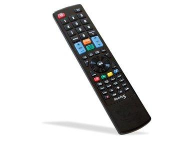 RESERVE AFSTANDSBEDIENING COMPATIBEL MET ALLE SAMSUNG, LG, SONY, PHILIPS EN PANASONIC TV'S (VRCSLPP)