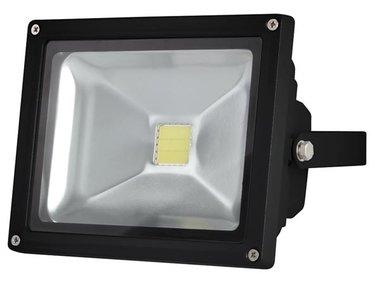 LED-SCHIJNWERPER VOOR BUITENSHUIS - 20 W EPISTAR CHIP - 3000 K (LEDA3002WW-B)