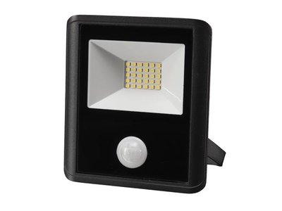 LED-SCHIJNWERPER-VOOR-BUITENSHUIS---20-W,-NEUTRAALWIT---ZWART---PIR-SENSOR-(LEDA7002NW-BP)