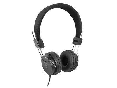EWENT---OPVOUWBARE-ON-EAR-HOOFDTELEFOON---ZWART-(EM3573)