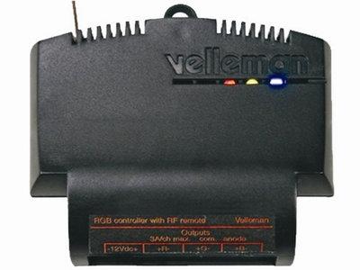RGB LED DIMMER EN KLEURSELECTOR TE GEBRUIKEN MET VM118R (VM161)/opruiming
