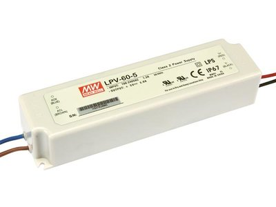 SWITCHING-POWER-SUPPLY---SINGLE-OUTPUT---60W---5-V-(LPV-60-5)