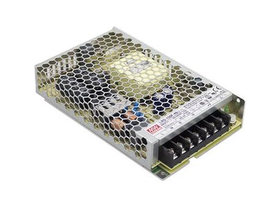 ITE-SWITCHING-POWER-SUPPLY---SINGLE-OUTPUT---150-W---12-V---CLOSED-FRAME---FOR-PROFESSIONAL-USE-ONLY-(LRS-150F-12)