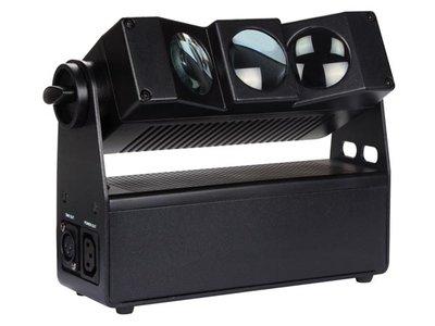 FREELED-33B---3-x-10-W-RGBW-LED-MET-DMX-STURING---BATTERIJVOEDING-(VDPLB310BL)