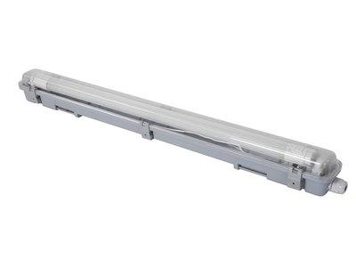 PLAFONDLAMP-MET-T8-LEDLAMP---WATERDICHT---BUIS---65.5-cm---NEUTRAALWIT-(LEDA97NW)