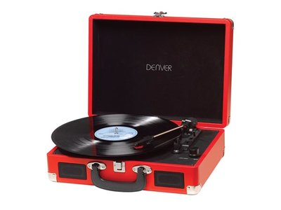 VPL-120---USB-TURNTABLE-WITH-PC-SOFTWARE---RED-(DV-30102)